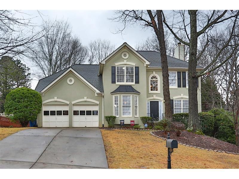 7135 Threadstone Overlook, Johns Creek, GA 30097 (MLS #5789698) :: Carrington Real Estate Services