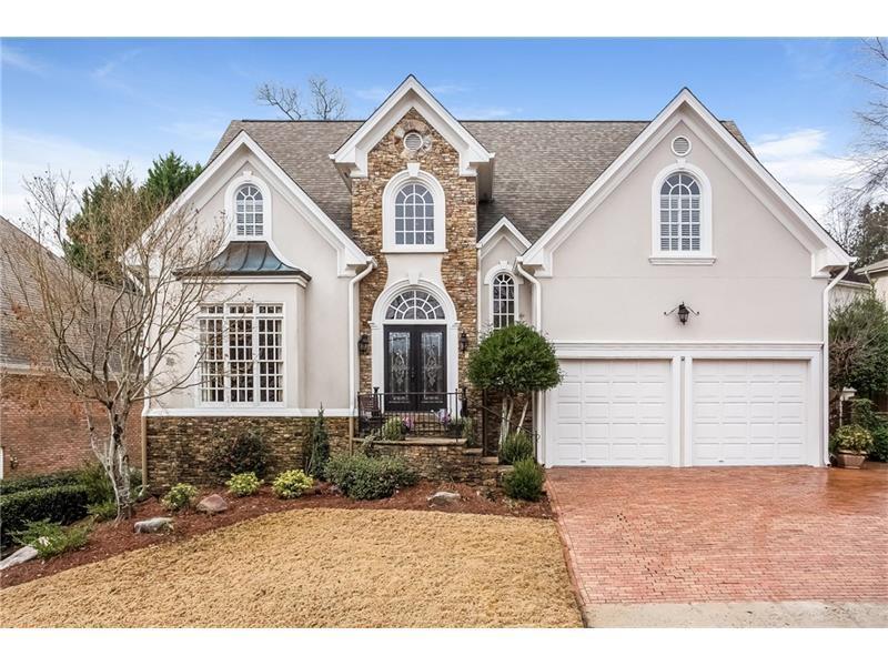 5298 Brookelake Drive, Dunwoody, GA 30338 (MLS #5789713) :: Carrington Real Estate Services