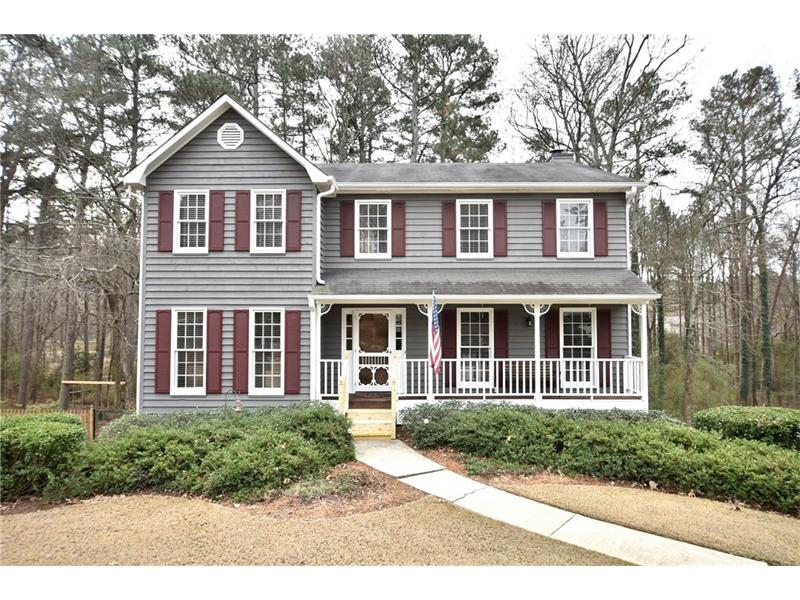 2812 Old Coach Road, Duluth, GA 30096 (MLS #5789729) :: Carrington Real Estate Services