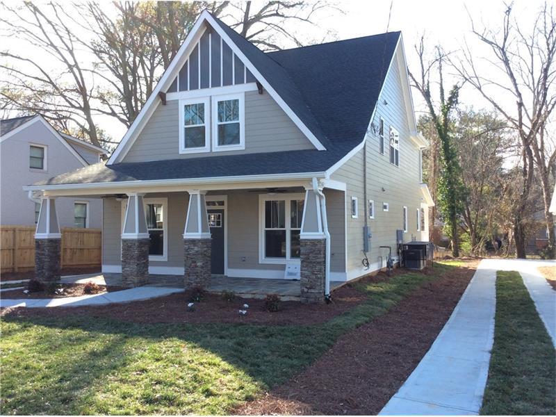 343 Morgan Place SE, Atlanta, GA 30317 (MLS #5789740) :: Carrington Real Estate Services