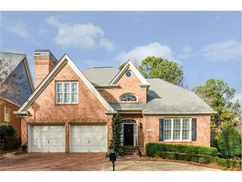 2338 Littlebrooke Drive, Dunwoody, GA 30338 (MLS #5789745) :: Carrington Real Estate Services