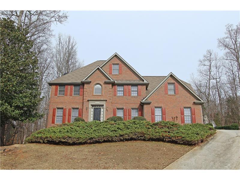500 Wrens Nest Court, Stone Mountain, GA 30087 (MLS #5789776) :: Carrington Real Estate Services