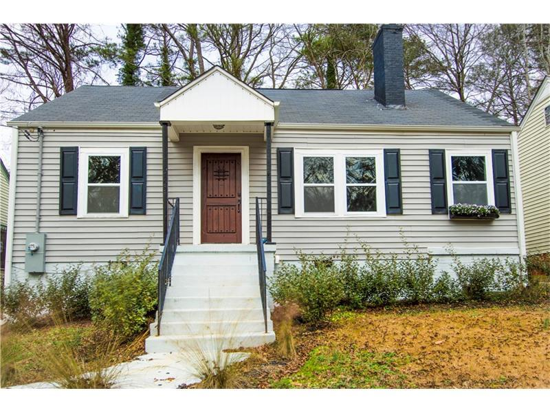 1765 S Olympian Way SW, Atlanta, GA 30310 (MLS #5789822) :: Carrington Real Estate Services