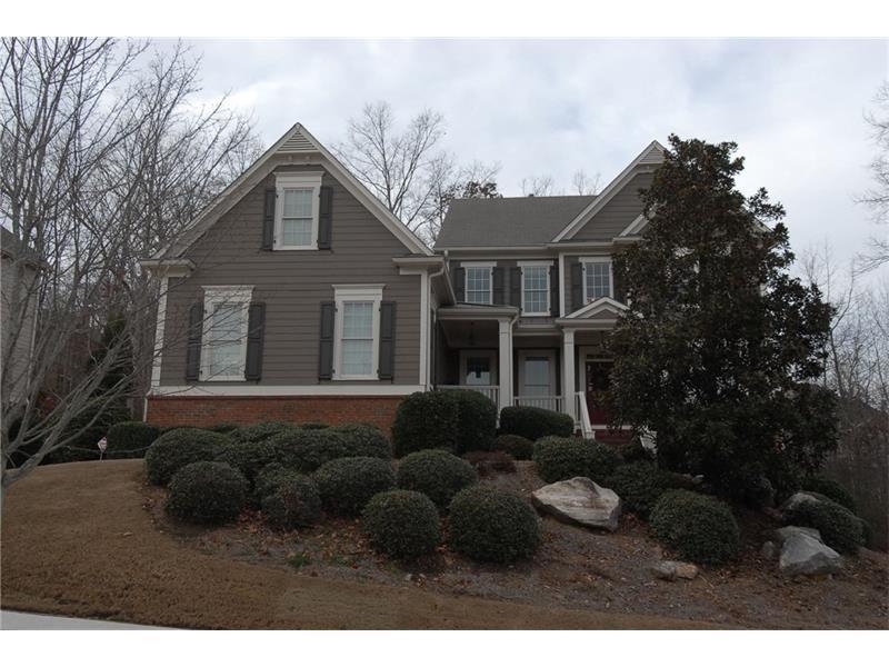 7380 Regatta Way, Flowery Branch, GA 30542 (MLS #5789982) :: Carrington Real Estate Services