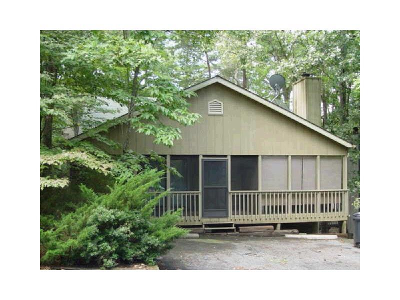164 Narrows Drive #164, Waleska, GA 30183 (MLS #5790031) :: Carrington Real Estate Services