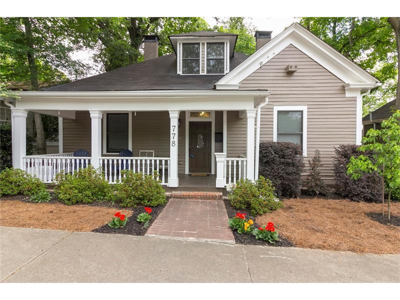 778 Grant Street SE, Atlanta, GA 30315 (MLS #5790048) :: Carrington Real Estate Services