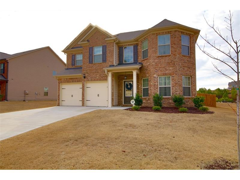 363 Silver Oak Drive, Dallas, GA 30132 (MLS #5790192) :: Carrington Real Estate Services
