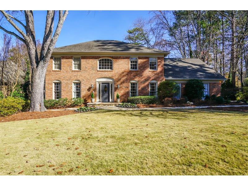 1174 Byrnwyck Court NE, Brookhaven, GA 30319 (MLS #5790193) :: Carrington Real Estate Services