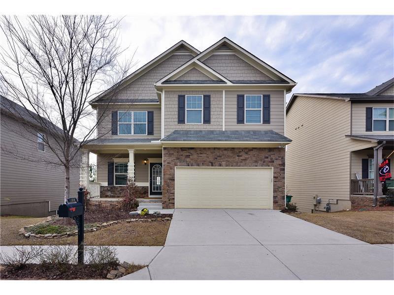 168 Cornerstone Circle, Woodstock, GA 30188 (MLS #5790269) :: Carrington Real Estate Services