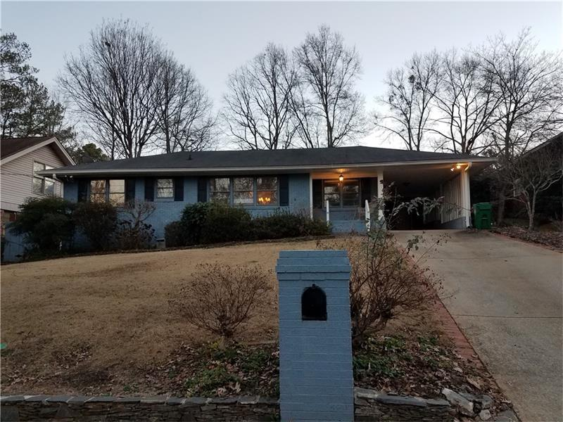 1753 Dyson Drive NE, Atlanta, GA 30307 (MLS #5790279) :: Carrington Real Estate Services