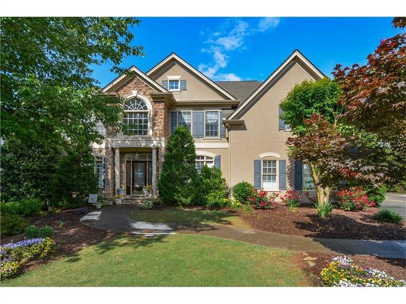 3712 Baccurate Way, Marietta, GA 30062 (MLS #5810412) :: Carrington Real Estate Services