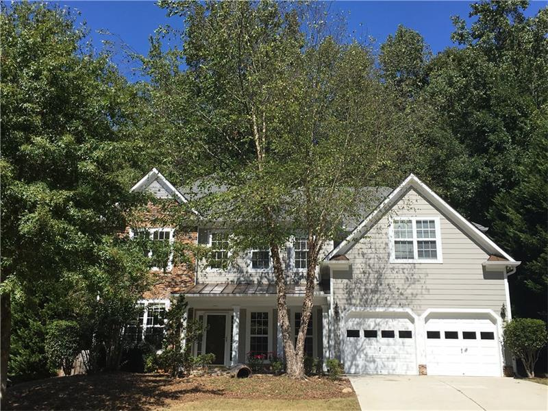 5710 Stonekirk Walk NW, Acworth, GA 30101 (MLS #5812162) :: Carrington Real Estate Services