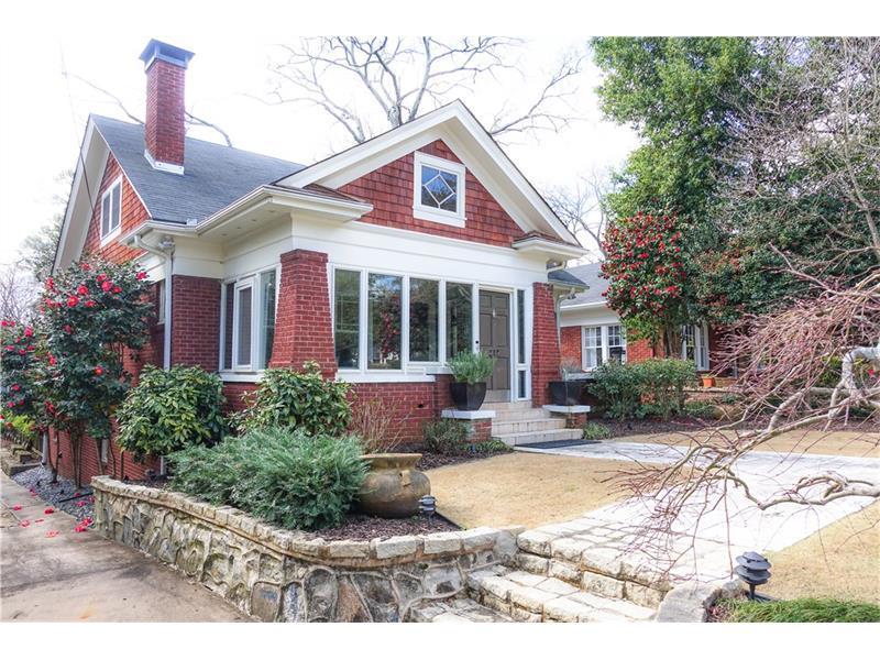 217 E Wesley Road NE, Atlanta, GA 30305 (MLS #5812409) :: Carrington Real Estate Services