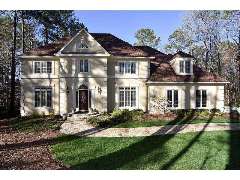 145 Cartier Court, Roswell, GA 30076 (MLS #5812702) :: Carrington Real Estate Services