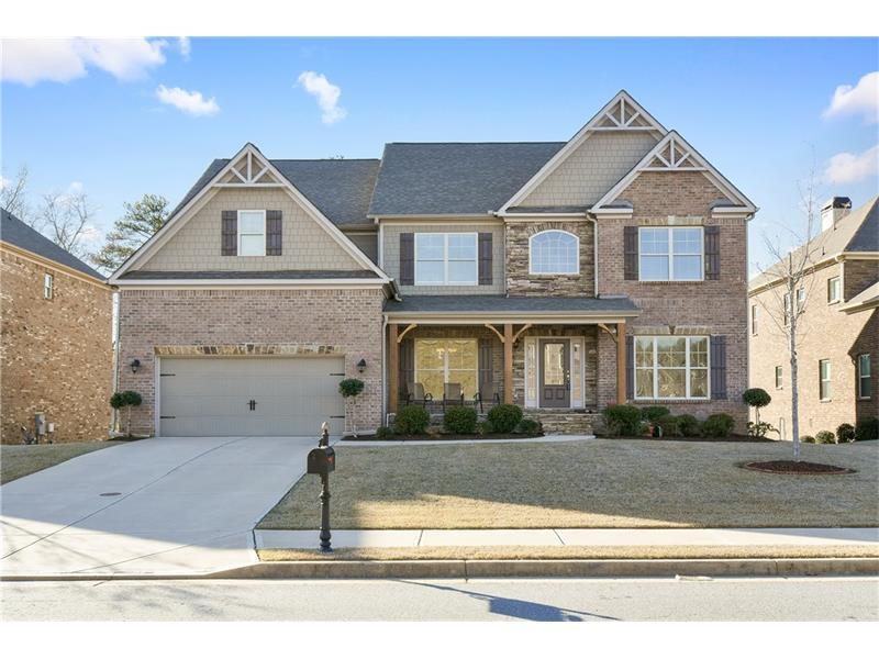 3645 Guildhall Trail, Marietta, GA 30066 (MLS #5813529) :: Carrington Real Estate Services
