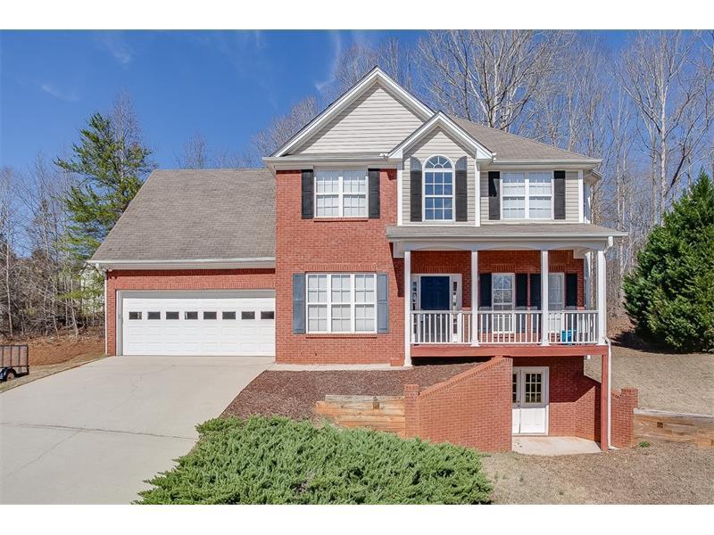 5347 Fernbrook Falls Court, Flowery Branch, GA 30542 (MLS #5813648) :: Carrington Real Estate Services