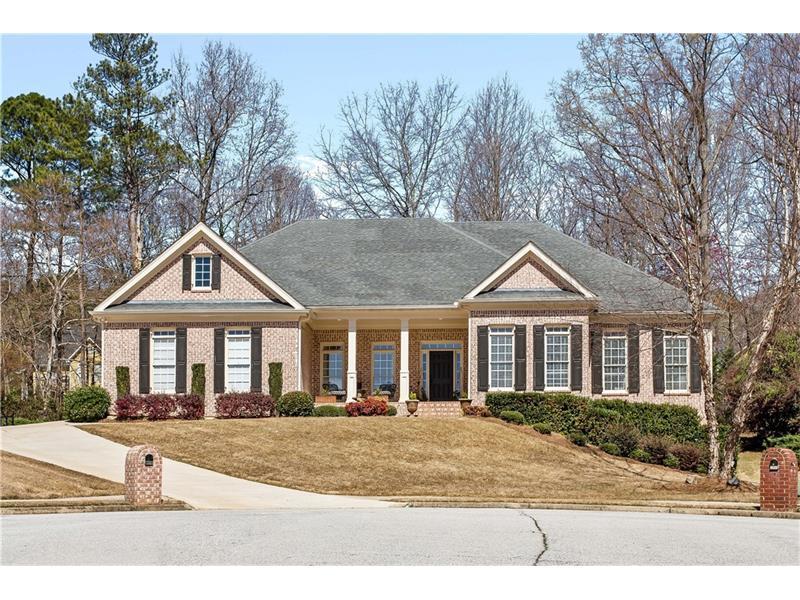 1205 Twelve Oaks Drive, Douglasville, GA 30134 (MLS #5815153) :: Carrington Real Estate Services