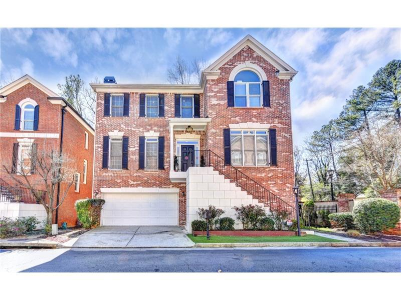 1121 Ashton Bluff Drive NE, Brookhaven, GA 30319 (MLS #5816007) :: Carrington Real Estate Services