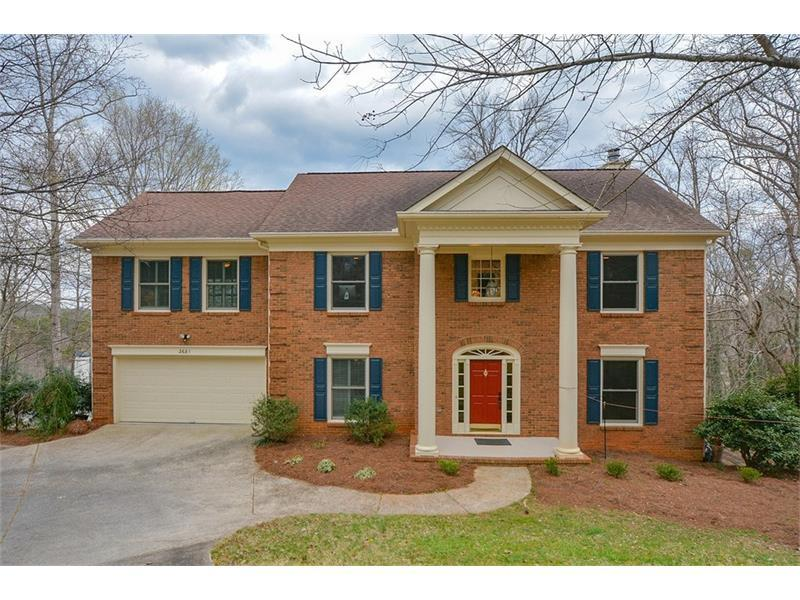 2681 Varner Drive NE, Atlanta, GA 30345 (MLS #5816164) :: Carrington Real Estate Services