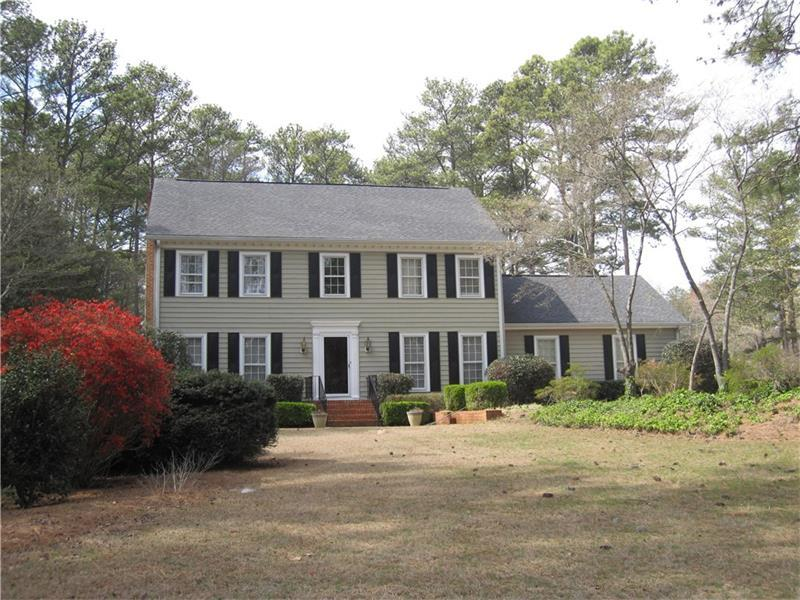 1051 Vineyard Drive SE, Conyers, GA 30013 (MLS #5816533) :: Carrington Real Estate Services