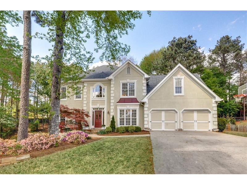 560 Jacaranda Court, Alpharetta, GA 30022 (MLS #5817249) :: Carrington Real Estate Services
