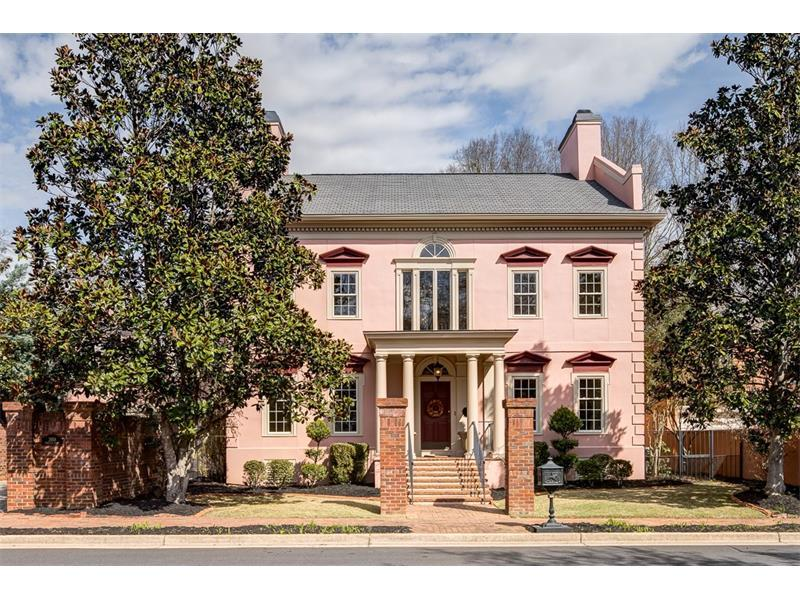 3958 Muirfield Square, Duluth, GA 30096 (MLS #5818322) :: Carrington Real Estate Services