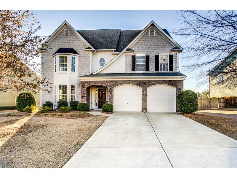 146 Oak Haven Drive, Canton, GA 30115 (MLS #5821277) :: Path & Post Real Estate