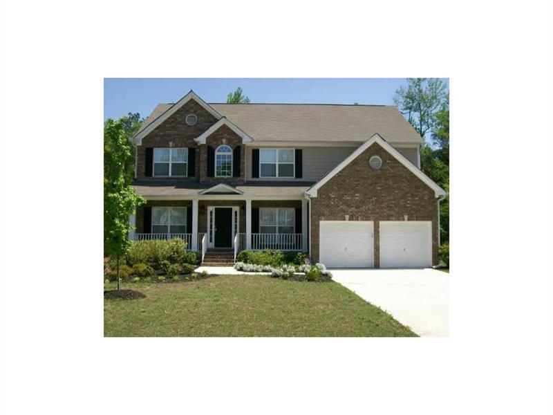 894 Bishops Run Lane, Mableton, GA 30126 (MLS #5833257) :: Carrington Real Estate Services