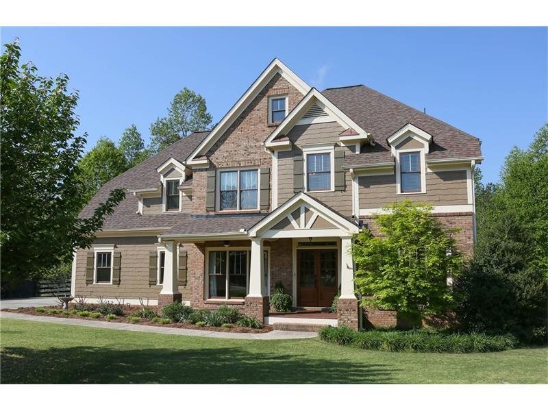 401 Telfair Way, Canton, GA 30115 (MLS #5836810) :: Path & Post Real Estate