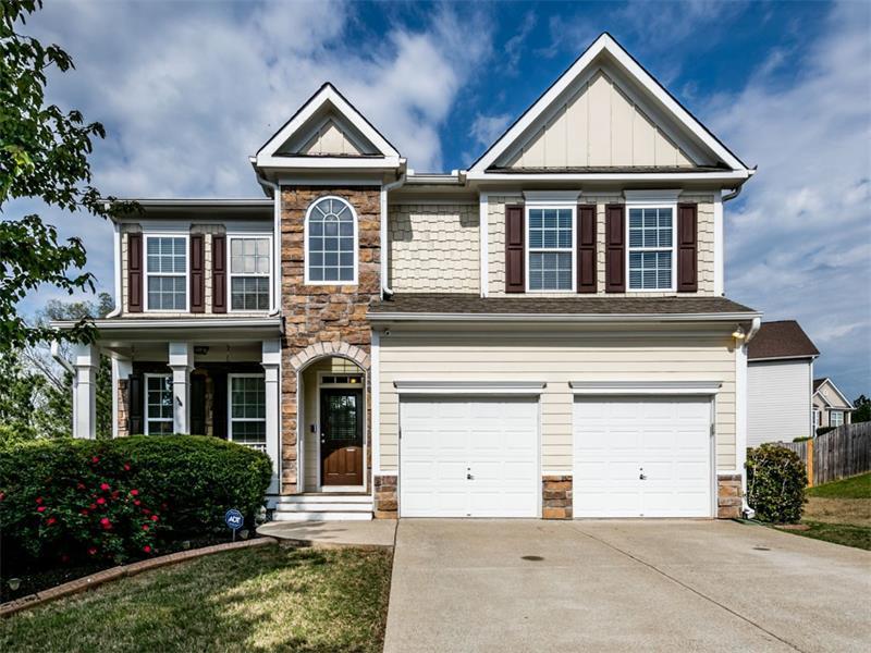 149 Oak Haven Drive, Canton, GA 30115 (MLS #5836888) :: Path & Post Real Estate