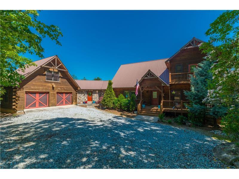 746 Sautee Woods Trail, Sautee Nacoochee, GA 30571 (MLS #5852465) :: Carrington Real Estate Services