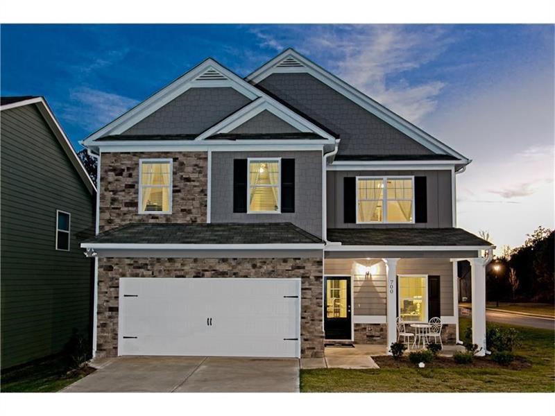 646 Georgia Way, Woodstock, GA 30188 (MLS #5853322) :: Carrington Real Estate Services