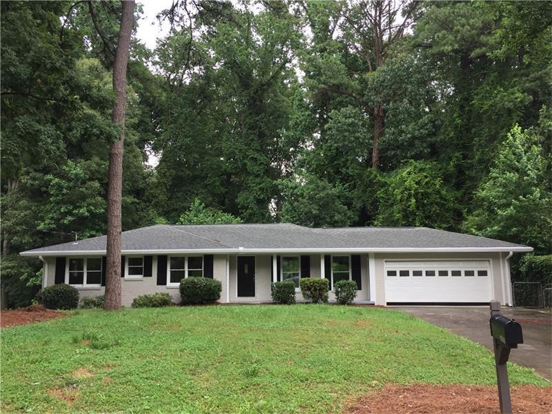 3065 Wanda Woods Drive, Atlanta, GA 30340 (MLS #5872850) :: Carrington Real Estate Services