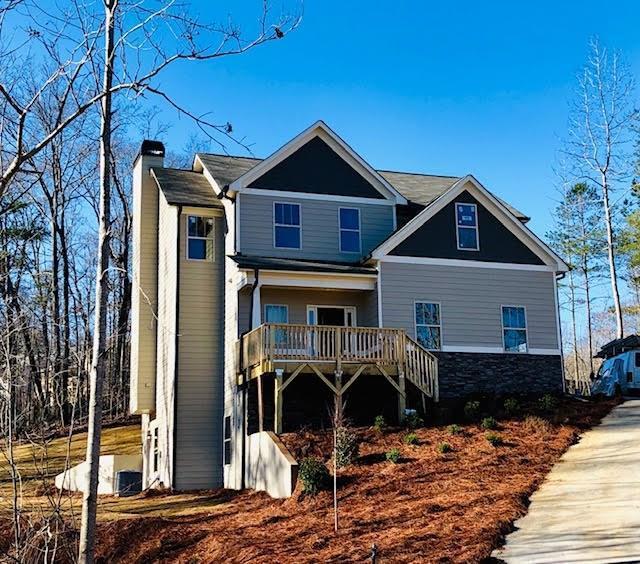 181 Bryn Drive, Dawsonville, GA 30534 (MLS #5942740) :: North Atlanta Home Team