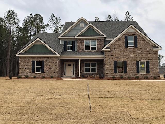 3613 Eagle View Way, Monroe, GA 30655 (MLS #5947125) :: North Atlanta Home Team