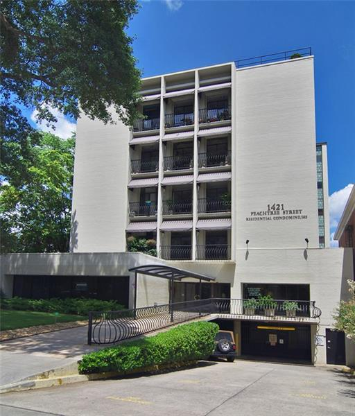 1421 Peachtree Street NE #410, Atlanta, GA 30309 (MLS #5947271) :: North Atlanta Home Team