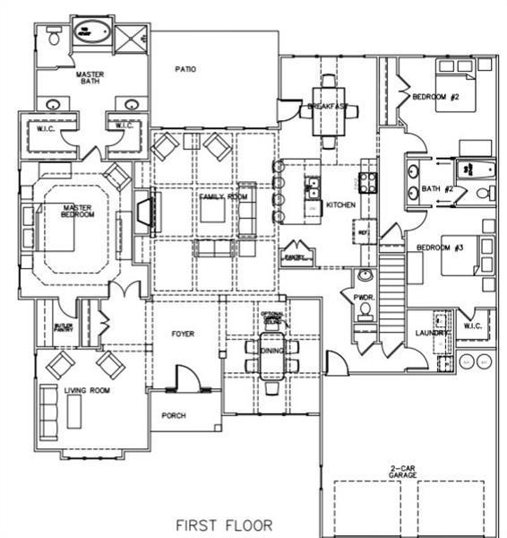 606 Walker Court, Canton, GA 30115 (MLS #5947835) :: North Atlanta Home Team