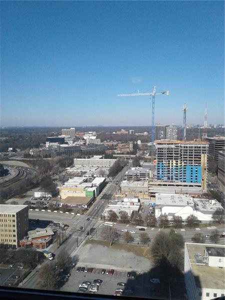 1280 W Peachtree Street NW #3312, Atlanta, GA 30309 (MLS #5948068) :: North Atlanta Home Team