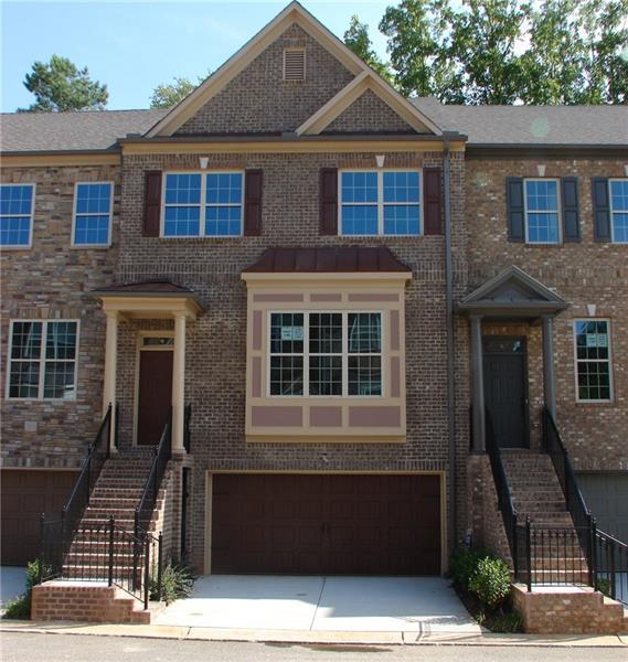 2702 Birch Grove Lane SE #128, Marietta, GA 30067 (MLS #5948618) :: North Atlanta Home Team