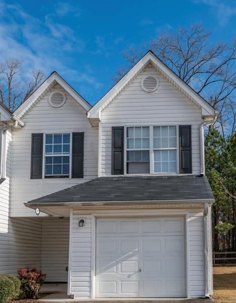 6881 Gallant Circle SE #15, Mableton, GA 30126 (MLS #5949082) :: North Atlanta Home Team