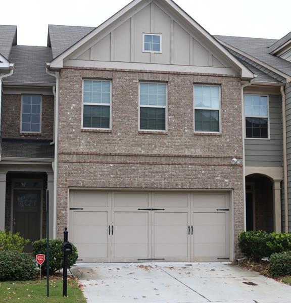 2406 Whiteoak Court SE, Smyrna, GA 30080 (MLS #5949309) :: North Atlanta Home Team