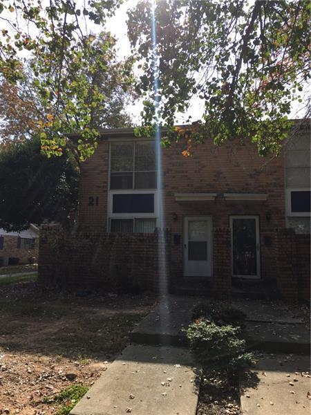 4701 Flat Shoals Road 21E, Union City, GA 30291 (MLS #5950743) :: North Atlanta Home Team