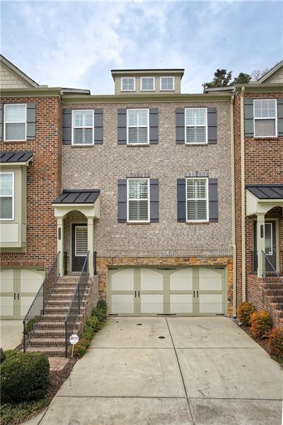 2116 Cobblestone Circle, Brookhaven, GA 30319 (MLS #5950783) :: North Atlanta Home Team