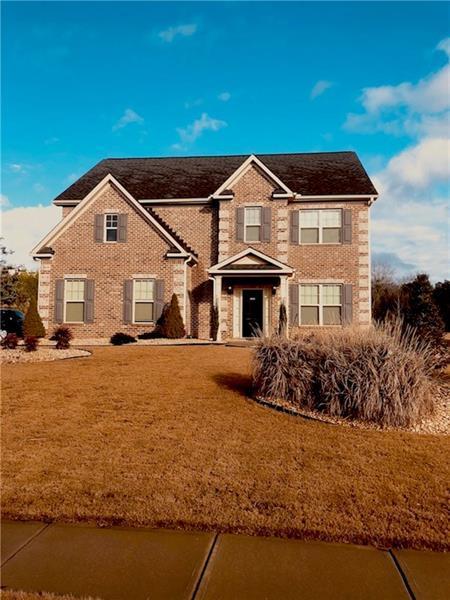 161 Traditions Lane, Hampton, GA 30228 (MLS #5950958) :: The Russell Group
