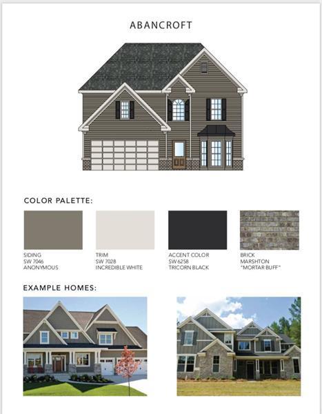 2483 Bancroft Way, Buford, GA 30519 (MLS #5951311) :: North Atlanta Home Team