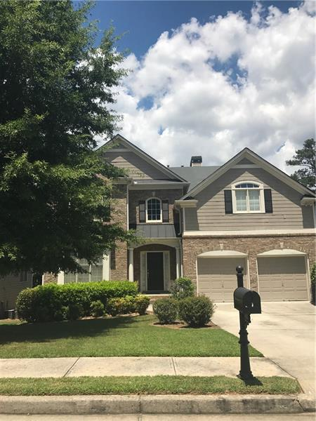 5401 Vinings Lake View SW, Mableton, GA 30126 (MLS #5951537) :: The Lewis Group