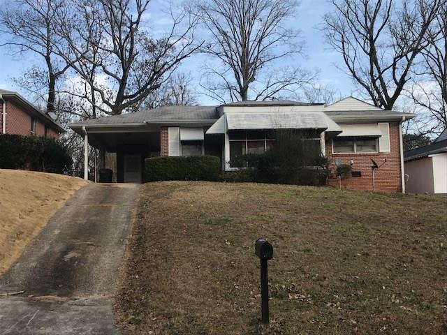 2184 Springdale Road SW, Atlanta, GA 30315 (MLS #5952238) :: North Atlanta Home Team