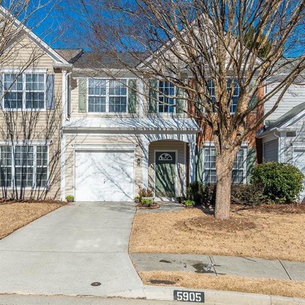 5905 Falling Water Terrace, Roswell, GA 30076 (MLS #5952892) :: North Atlanta Home Team