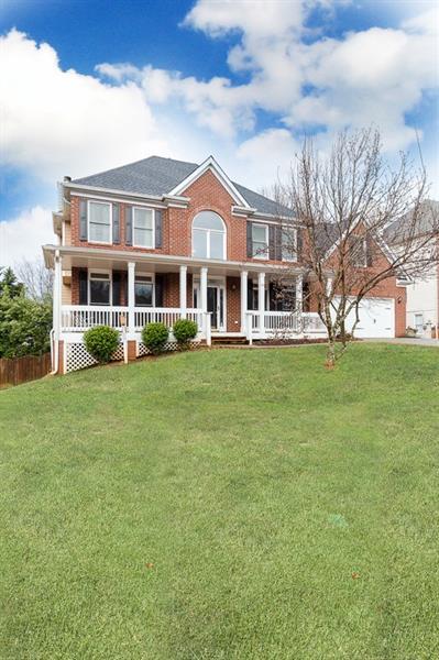 2985 Oak Hampton Way, Duluth, GA 30096 (MLS #5952932) :: North Atlanta Home Team