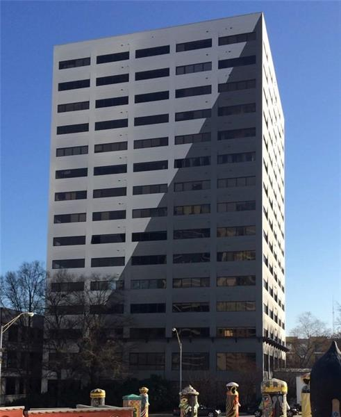 120 Ralph Mcgill Boulevard #105, Atlanta, GA 30308 (MLS #5953300) :: The Zac Team @ RE/MAX Metro Atlanta